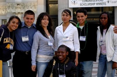 Scholarship Ceremony 2006